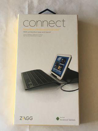 Teclado portable para tabletas Android NUEVO