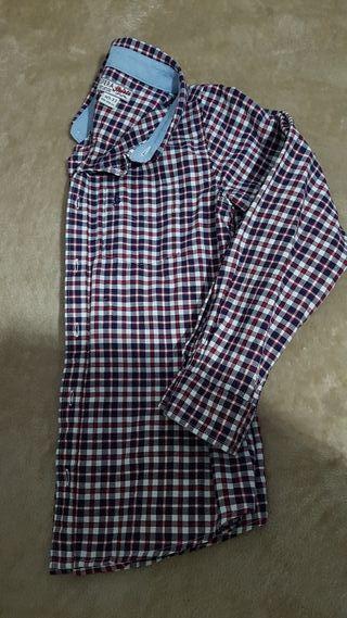 camisa talla 10/11años