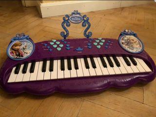 Órgano/Piano FROZEN