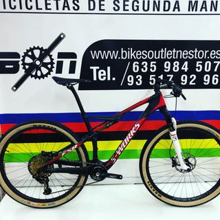 Bicicleta Specialized epic fsr s-works xx1 eagle