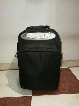 Generador de oxígeno portatil