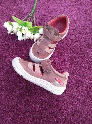 zapatos sport vertvaudet