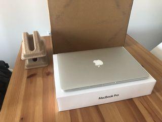 """MacBook Pro retina 13"""" 8gb 256gb pantalla defecto"""