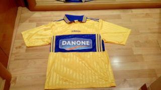 CAMISETA vintage SELECCIÓN RUMANIA match worn?1990