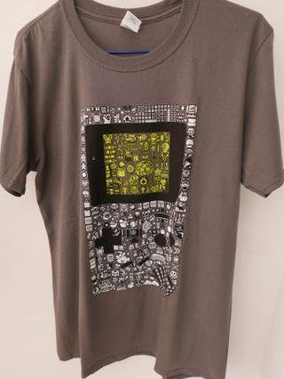 camiseta gameboy L