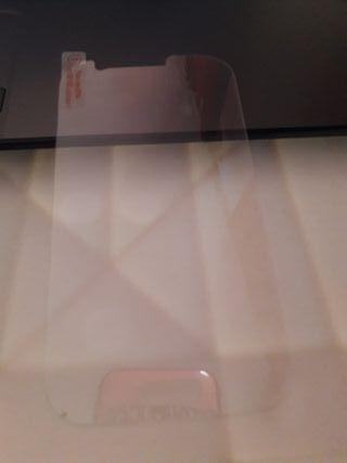 Regalo cristal protección móvil