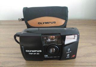 Cámara de fotos Olympus