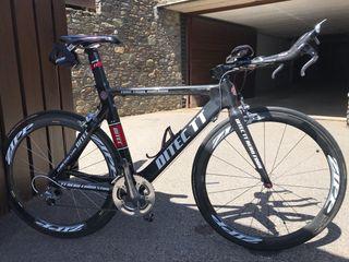 Ditec TT Bicicleta de Triatlon