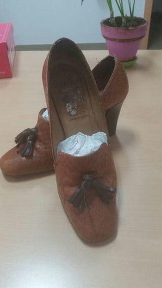 0d9f87a50 Zapatos Wonders de segunda mano en la provincia de Sevilla en WALLAPOP