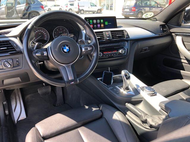 BMW Serie 4 2014 420d Automático