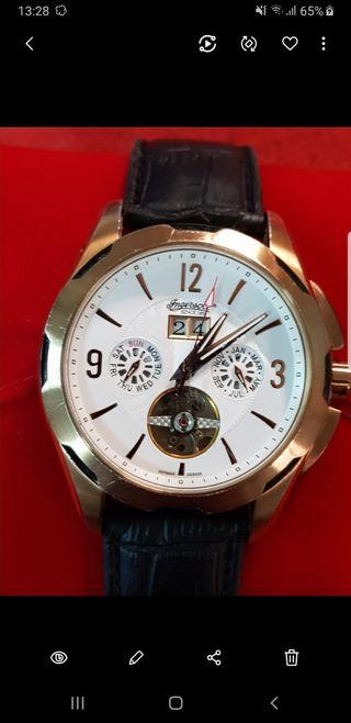 df45a09e750e Reloj de oro hombre de segunda mano en Madrid en WALLAPOP
