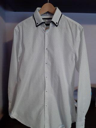 0ec433606 Camisas de marca de segunda mano en Zaragoza en WALLAPOP