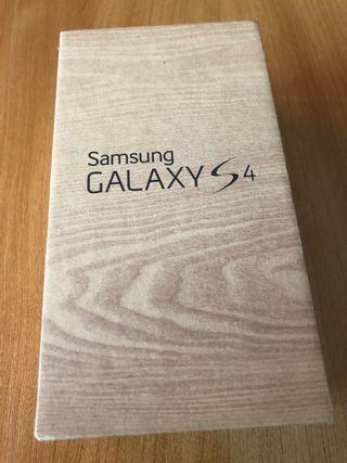 Caja Samsung GALAXY s4