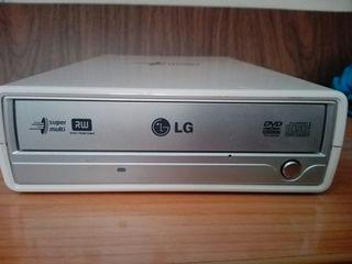 Grabadora externa CD/DVD LG