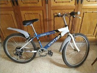 bicicleta united c424