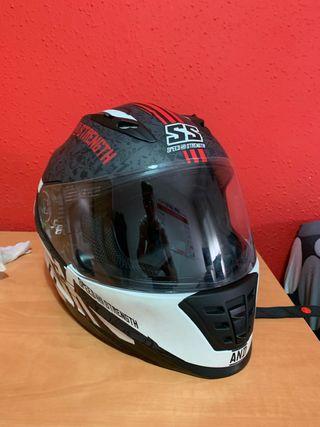 Casco de moto Speed And Strength