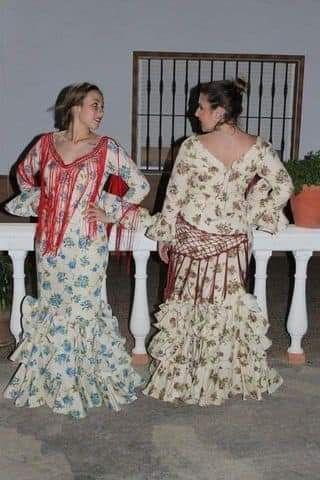 Trajes de flamencas NUEVOS
