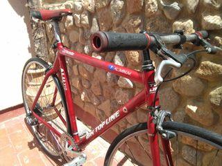 Bicicleta carretera BH top line
