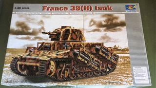 Maqueta TRUMPETER 1/35 - France 39 (H) Tank - REF.