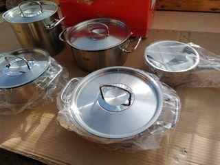 batería de cocina fissler profi collection
