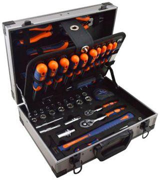 NUEVO Maletín de 110 herramientas Dexter