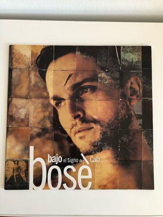 """BOSÉ """" Bajo el signo de Caín """" ( vinilo )"""