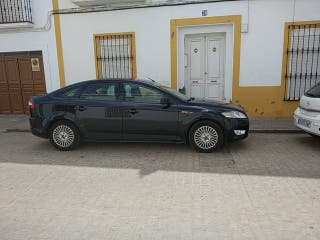 Ford Mondeo econetic. 1900. 130 cab