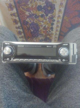 radio de coche