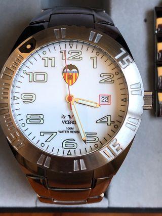 Reloj oficial valencia c.f viceroy impoluto