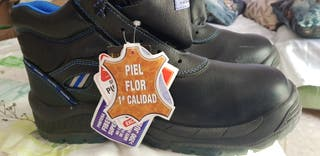 botas de acero talla 46 47