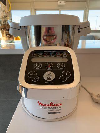 Robot de cocina Cuisine Companion Moulinex