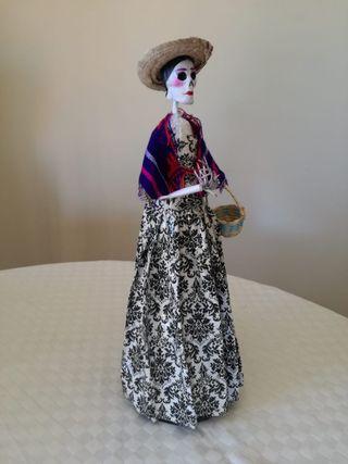 CATRINA MEXICANA ARTESANAL