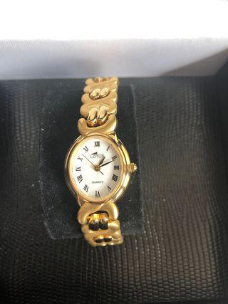 9bae4d0d3fb9 Reloj de oro de segunda mano en la provincia de A Coruña en WALLAPOP