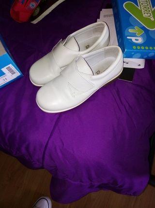 zapatos comunión marinero