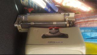 2 máquina de escribir