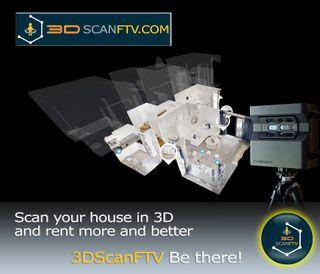 Escaneos en 3D y fotos 360° + Matterport