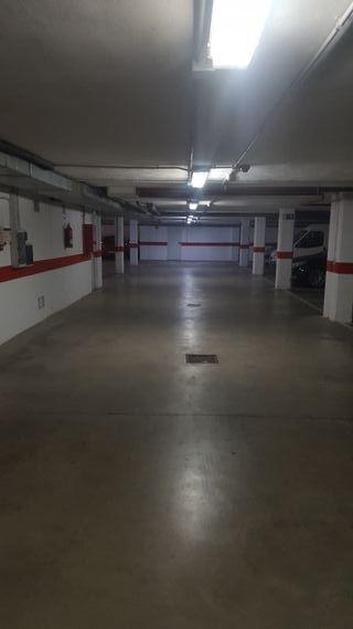 Alquiler garaje en Ronda Norte