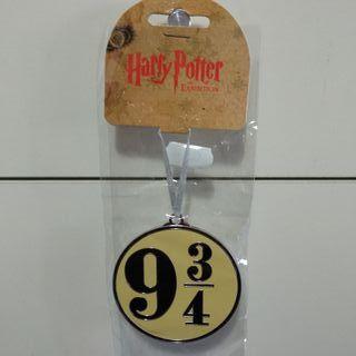 Harry Potter llavero/ornament Andén 9 3/4