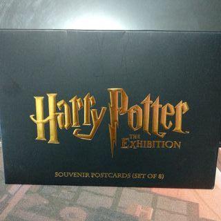 Postales Harry Potter con los carteles