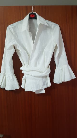 camisa rociera