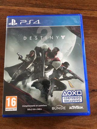 P s4 Destiny
