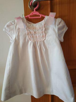 vestido niña con braguita marca dulces