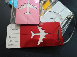 Etiquetas identificador de equipaje