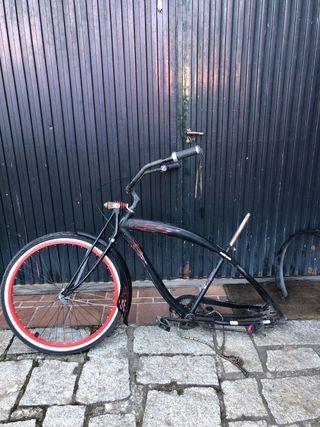 Bicicleta Nirve Pyros