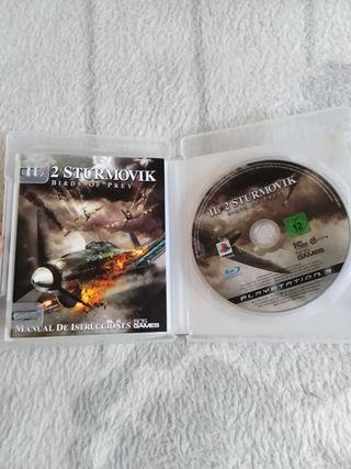 Il 2 sturmovick juego de ps3