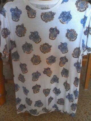 camiseta nueva harry potter hogwarts