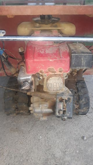 carretilla a gasolina 3 velocidades