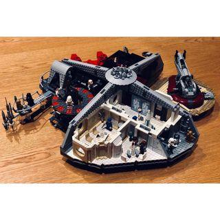 Lego 75222 completo, sin caja