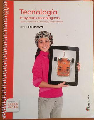 Libro texto Tecnología