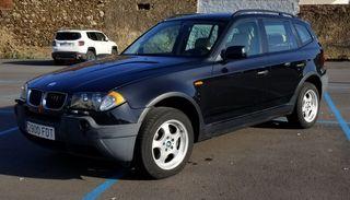 BMW X3 2.0 tdi 150cv 2007